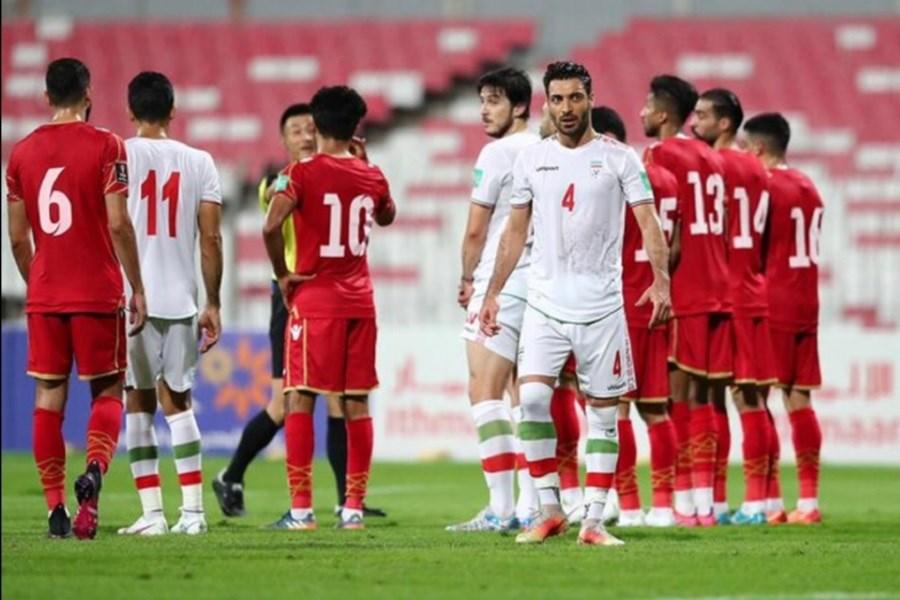 تصویر داور دیدار ایران و امارات مشخص شد