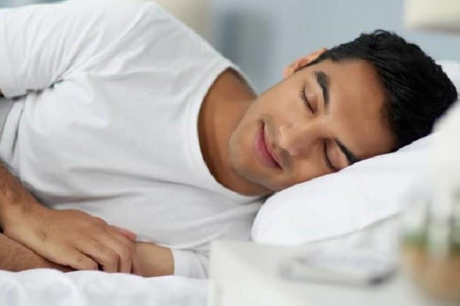 تمرین مفید برای خواب سریع