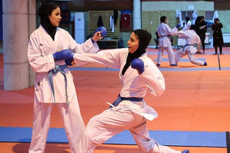 ملی پوشان کاراته بانوان مشخص شدند