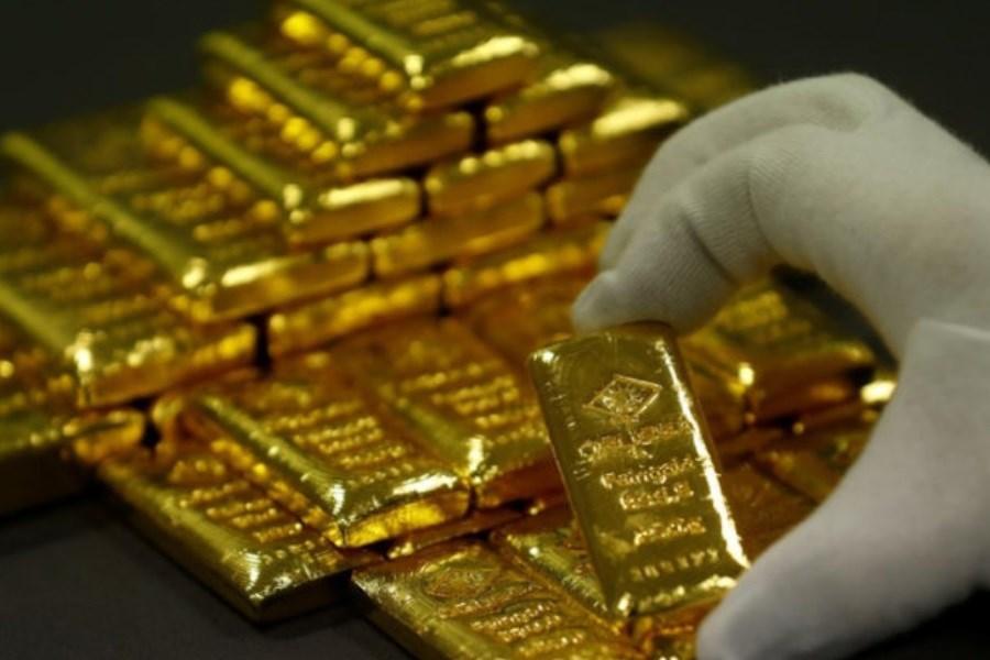 طلای جهانی به 1808 دلار افت کرد