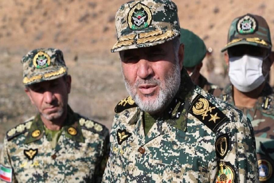 ایران آمادگی مقابله با هرگونه تهدیدی را دارد/ اثبات ولایتمداری ارتش در امداد رسانی به سیستان و بلوچستان