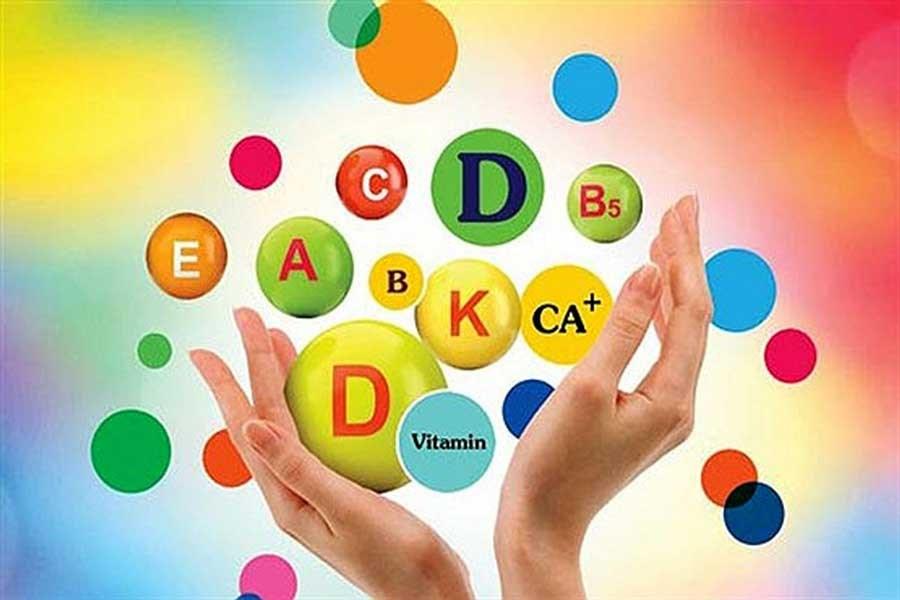 نشانههای کمبود ویتامین در بدن