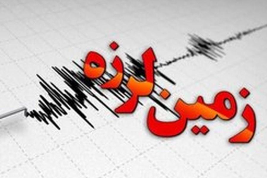 زلزله ۳.۳ ریشتری در  دهلران