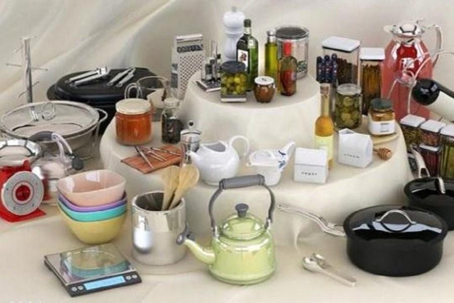 تمیزکردن وسایل آشپزخانه با نور خورشید