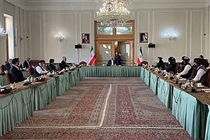 تصویر  برگزاری مذاکرات بین الافغانی در تهران/ اطمینان جریانهای سیاسی افعانستان به ایران