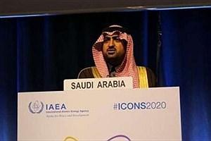 تصویر  اظهارات ضد ایرانی نماینده سعودی درباره غنی سازی 20 درصدی