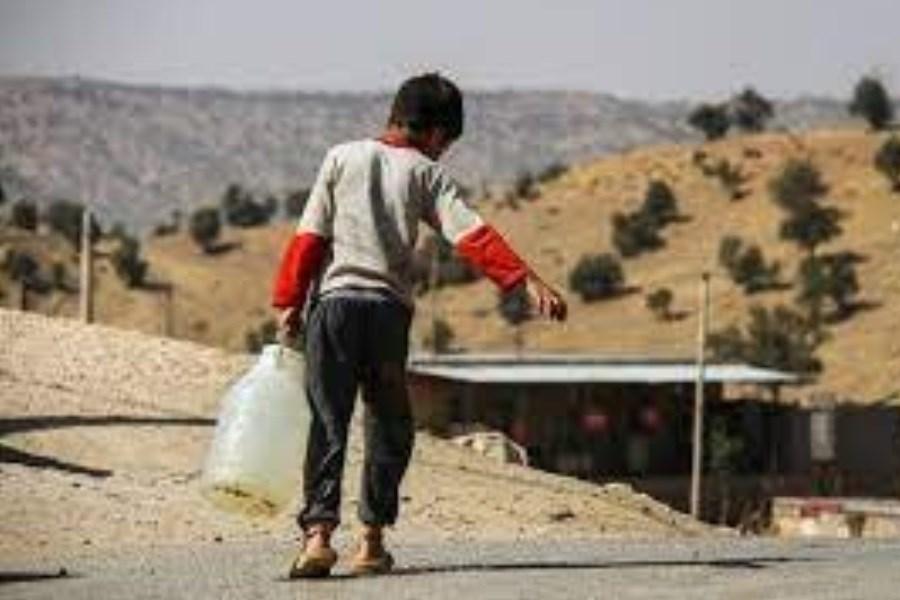 بحران کم آبی در روستاها