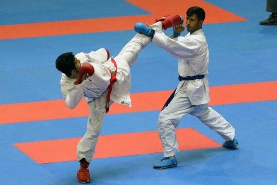 آغاز چهارمین اردوی تیم ملی کاراته مردان