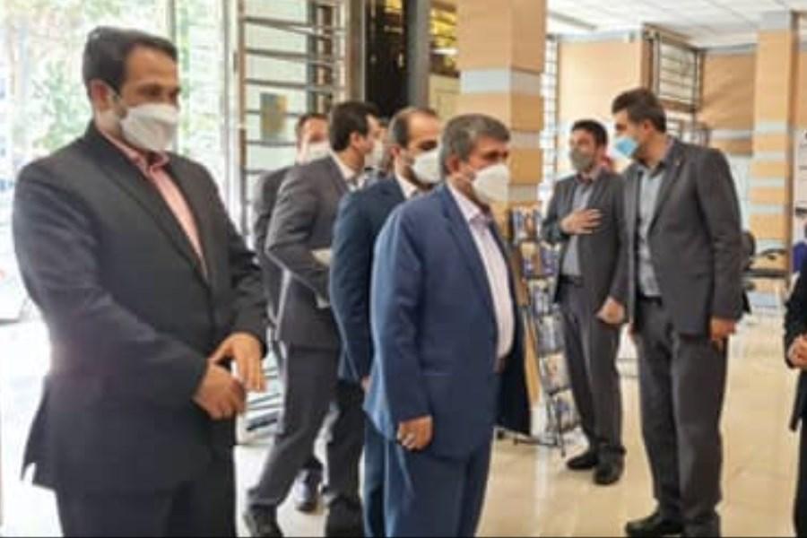 تاکید مدیرعامل بانک سینا بر استفاده شعب از ظرفیت های شهر اصفهان