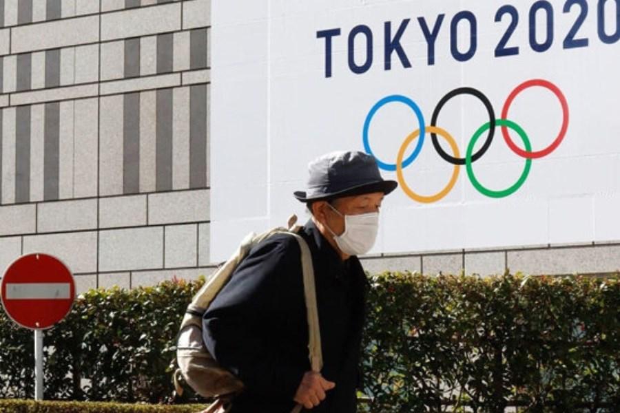اتفاقی عجیب در افتتاحیه المپیک