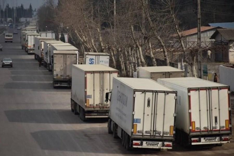 تداوم خدمترسانی در بخش حمل ونقل جاده ای با وجود چالش بیماری کرونا