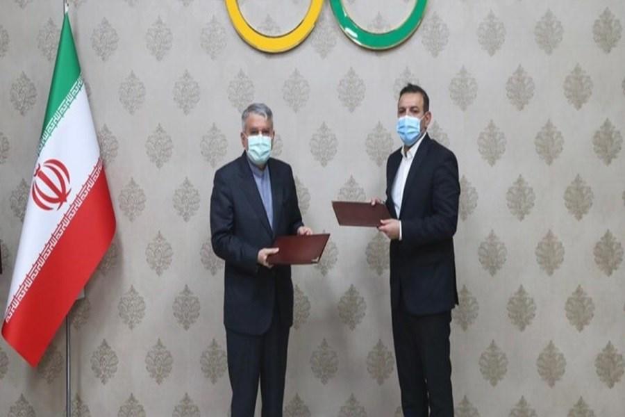 تفاهمنامه مشارکت فدراسیون فوتبال و کمیته ملی المپیک امضا شد