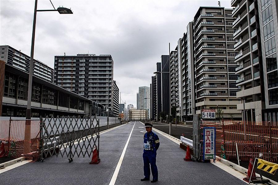 اولین کرونایی در دهکده ورزشکاران المپیک توکیو