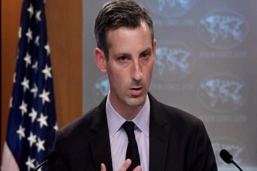 آمریکا قصد معرفی قطعنامهای علیه ایران ندارد