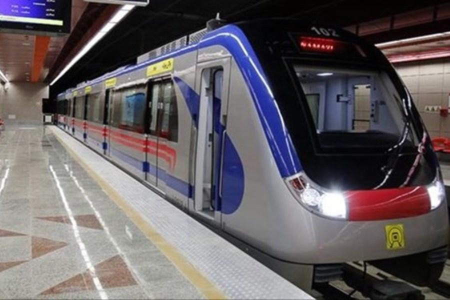 خط 6 مترو کی بهره برداری میشود؟