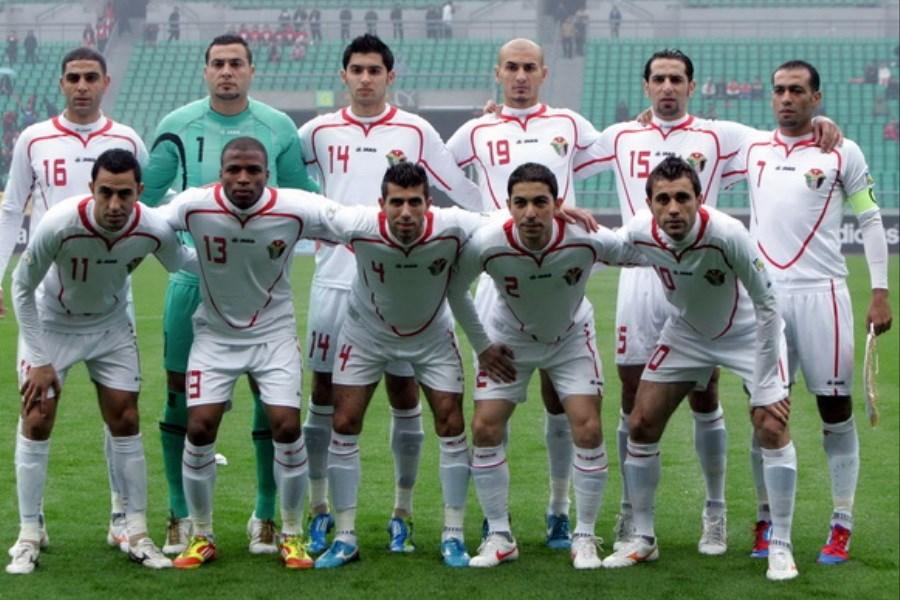 اردن درخواست میزبانی سوریه در انتخابی جام جهانی را قبول کرد