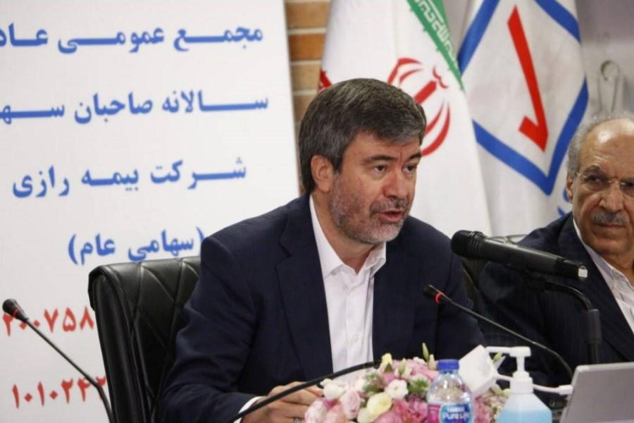 تقدیر دبیرکل سندیکای بیمه گران ایران از خدمات ویژه جباری