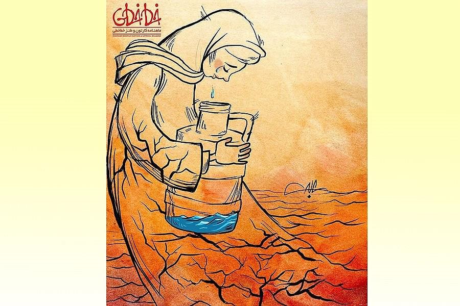 وضعیت غمانگیز مردم سیستان و بلوچستان را ببینید!