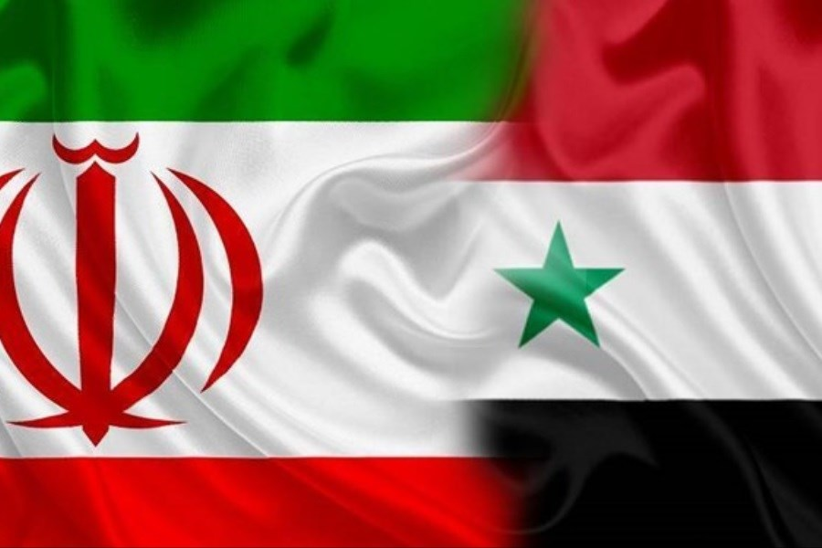 دیدار هیات وزارت خارجه ایران با وزیر خارجه سوریه