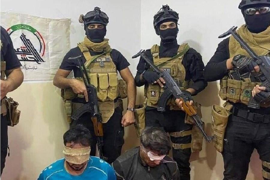 8 تروریست داعش در کرکوک دستگیر شدند