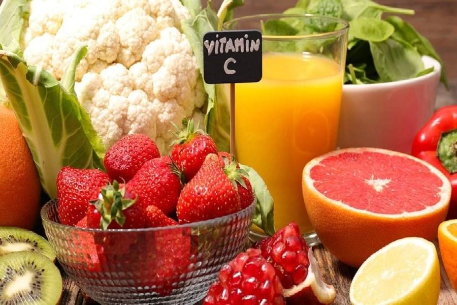 معرفی مواد غذایی سرشار از ویتامین C