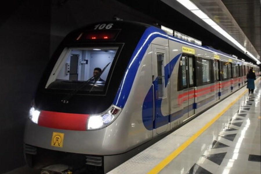 واکنش متروی تهران به خبر آغاز واکسیناسیون رانندگان مترو
