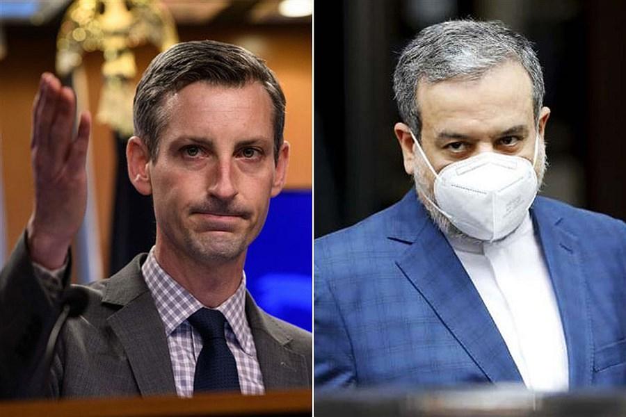 جدال لفظی مقامات ایران و آمریکا