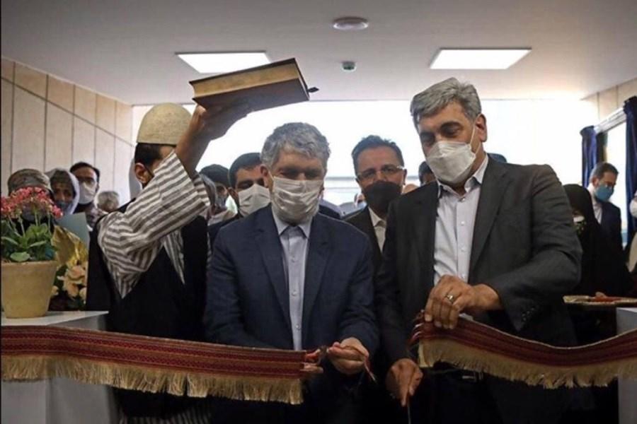 کوشک باغ هنر مرکز تخصصی هنرهای اصیل ایرانی افتتاح شد