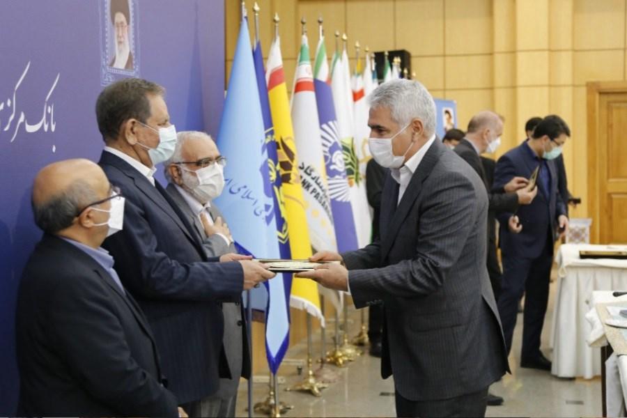از پست بانک ایران تقدیر شد