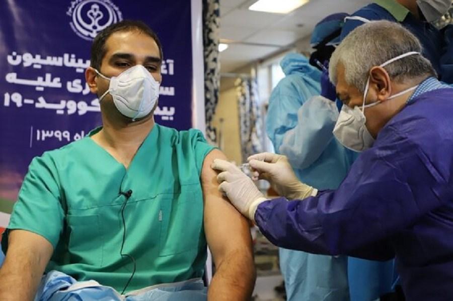 آخرین وضعیت واکسیناسیون پزشکان در مطب ها و بخش خصوصی