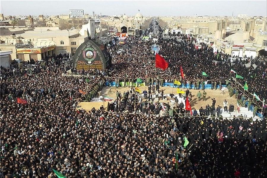تصویر محرم یزد باز هم رنگ عزاداری می گیرد / برگزاری سلسله جشن های غدیر تا مباهله با رعایت پروتکل های بهداشتی