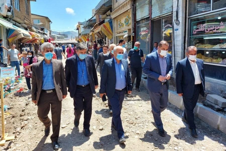 اجرای 40 پروژه بازآفرینی در استان اردبیل
