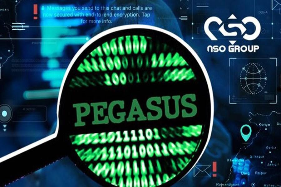 تصویر زیرساخت و حسابهای فروشنده پگاسوس در آمازون بسته شد