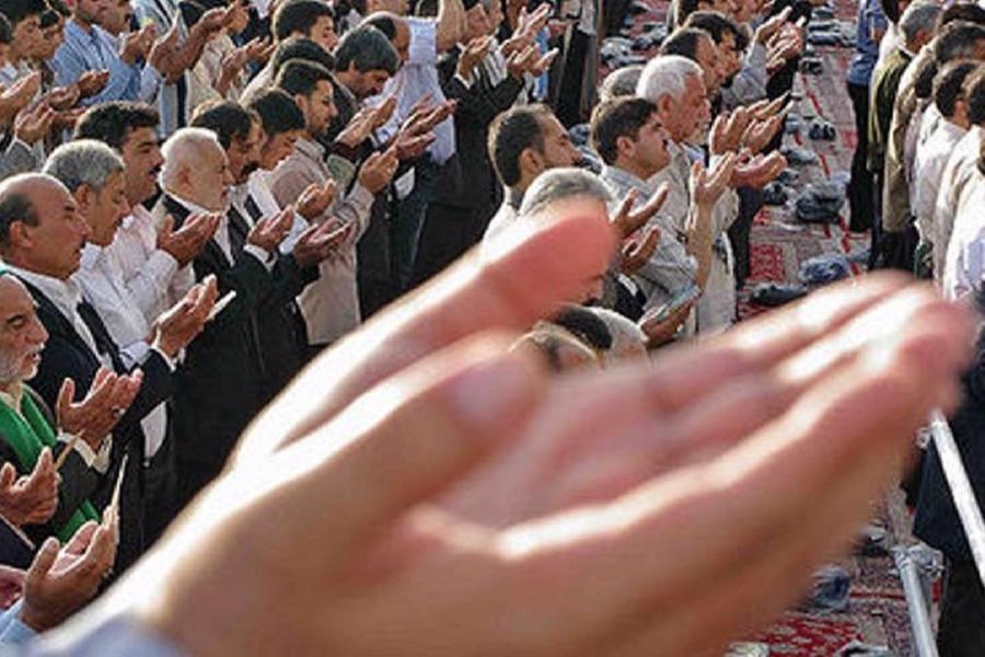 تصویر نماز عید قربان فردا در مصلای امام خمینی رشت اقامه میشود