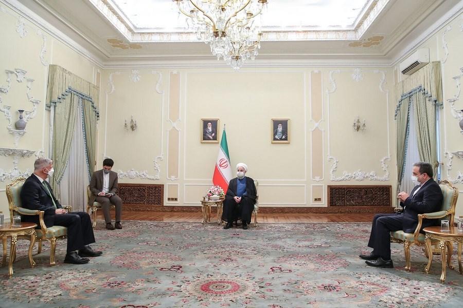 خواست ایران توسعه روابط با کشورهای آمریکای لاتین بوده است