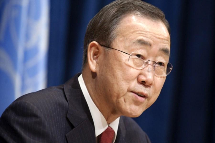 بان کیمون رئیس کمیته اخلاق کمیته بینالمللی المپیک شد