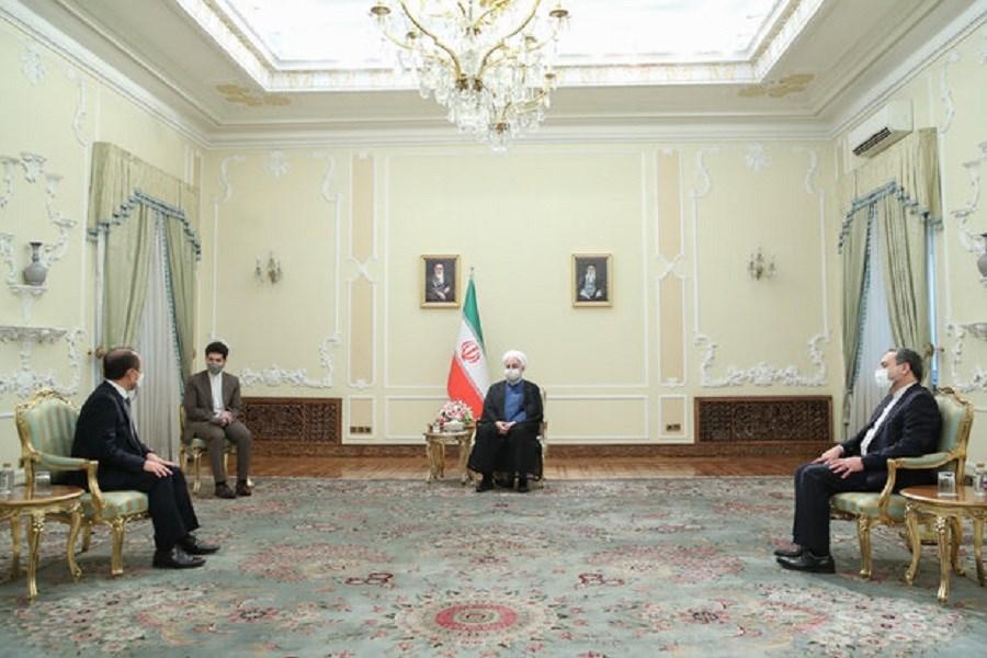 حق ایران است از ذخایر مالی خود دربانکهای کره جنوبی استفاده کند