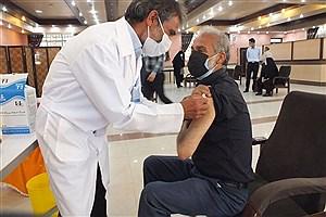 تصویر  راهاندازی 2 مرکز تجمیعی واکسن کرونا در بیرجند