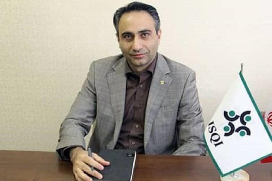 قائم مقام ISQI، رئیس هیات مدیره مرکز تحقیقات صنایع لاستیک شد