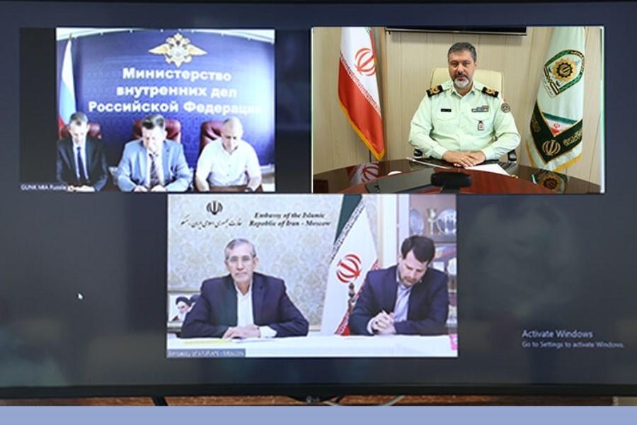 نشست دوجانبه روسای پلیس مبارزه با مواد مخدر ایران و روسیه