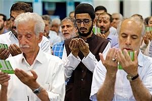 تصویر  اقامه نماز عید قربان در ۲۵ شهر خراسان جنوبی