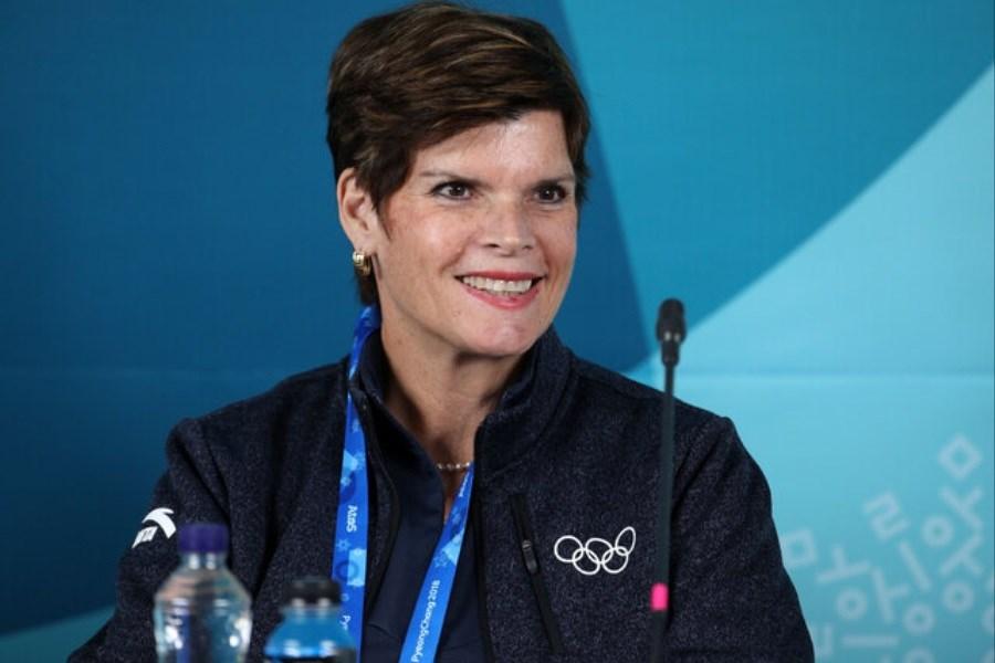 نیکول هوورتز، نائب رئیس کمیته بین المللی المپیک شد