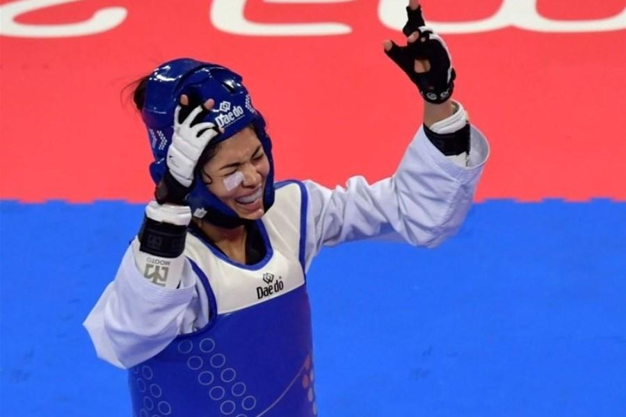 حریف ناهید کیانی در المپیک تغییر کرد
