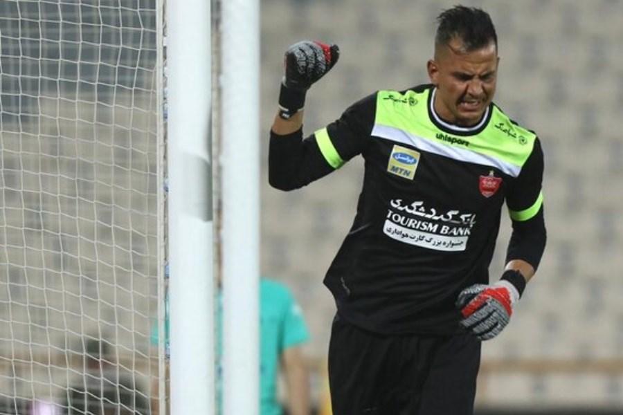 تصویر واکنش هیات فوتبال آذزبایجان شرقی به رفتار حامد لک