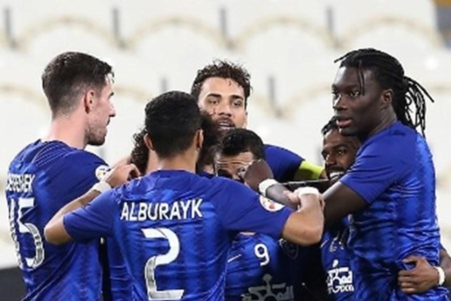 کاپیتان الهلال به بازی با استقلال میرسد