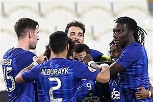 تصویر  غیبت مدافع تیم الهلال مقابل پرسپولیس