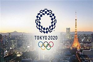 تصویر  مراسم افتتاحیه المپیک۲۰۲۰ توکیو+ویدیو