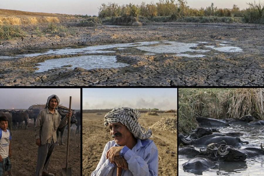 خوزستان و درد آب
