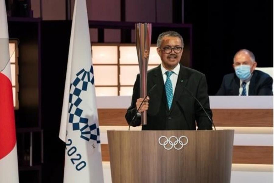 """تصویر بازی های المپیک میتواند """"جشن امید"""" باشد."""