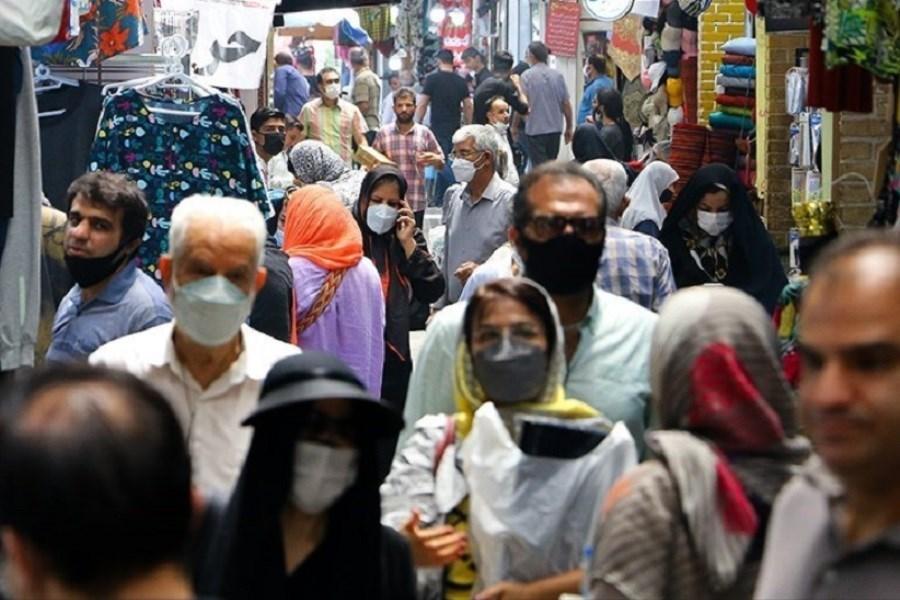 تصویر اعمال محدودیتهای جدید کرونایی در همدان